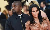 Kanye and Kim 'have been living separately'