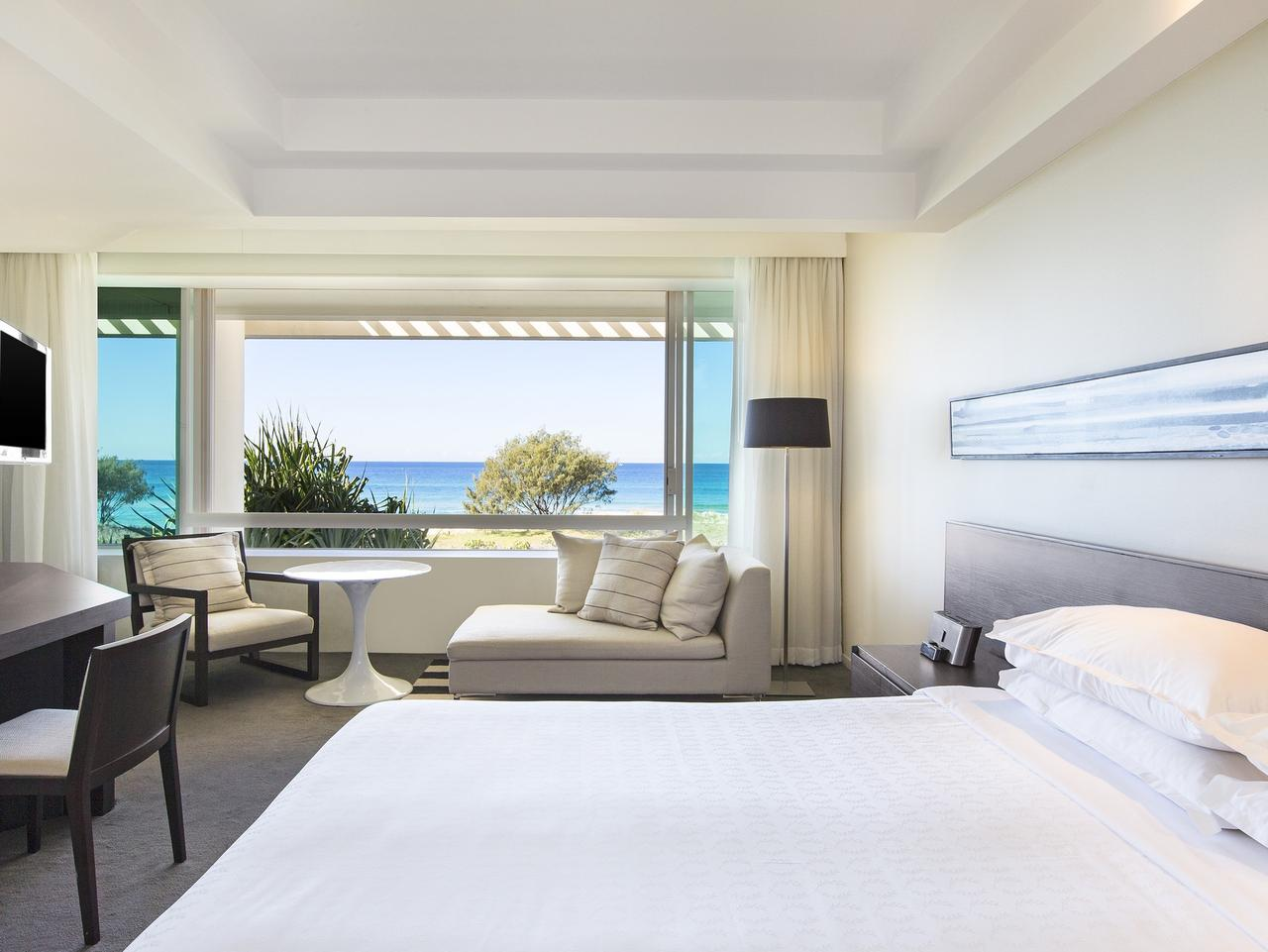 Ocean view room at Sheraton Mirage Gold Coast. Picture: Supplied