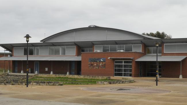 Banksia Hill Detention Centre in Canning Vale, which has suffered more damage in a riot. File image