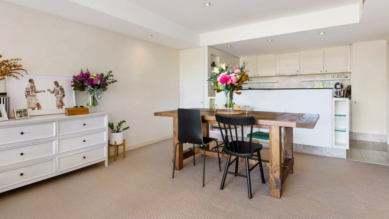 The apartment cost just shy of $1.5 million.