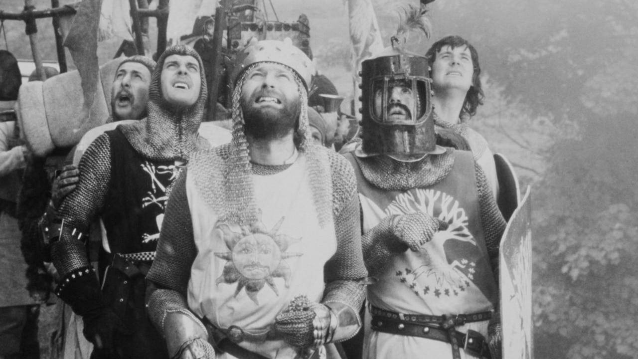 Unseen Monty Python sketches found in Michael Palin's archive