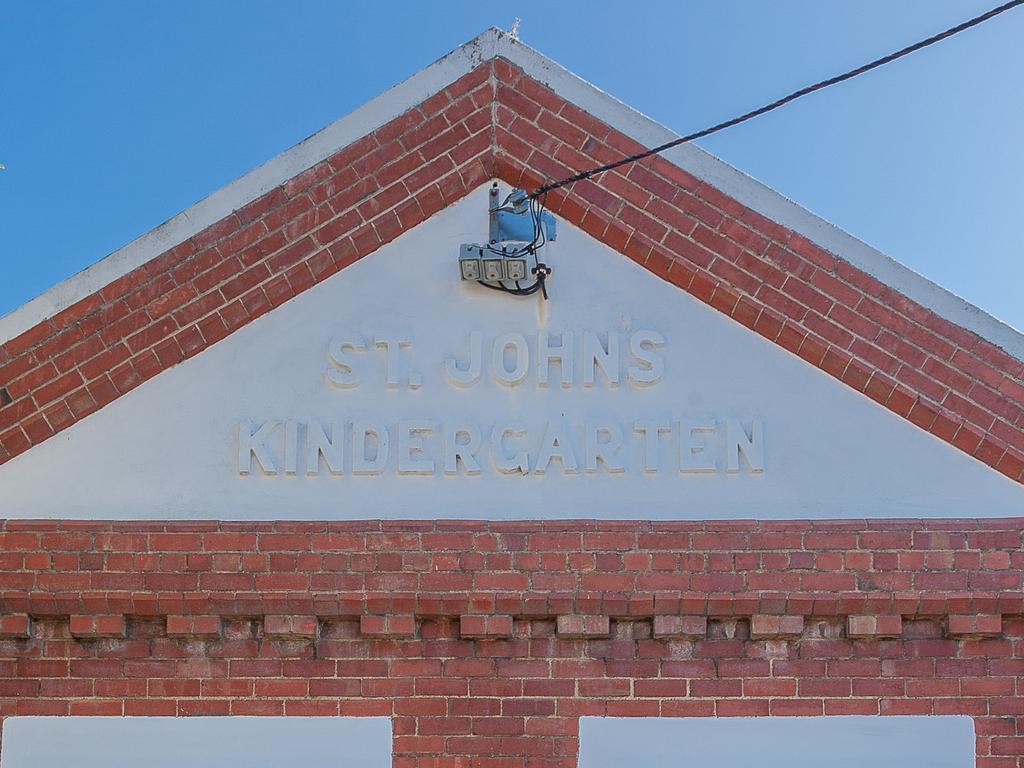 St John's Kindergarten.