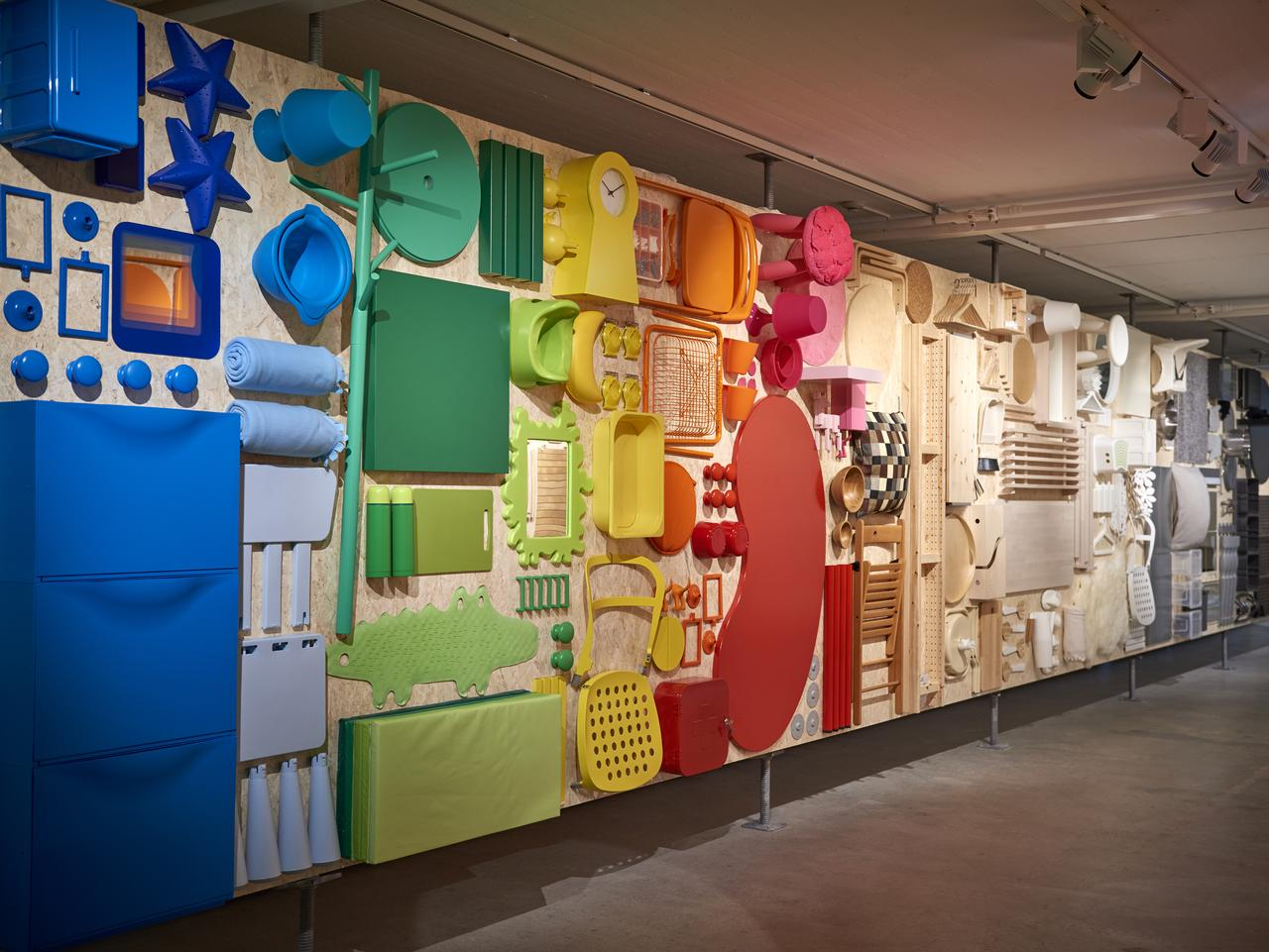 The IKEA museum has opened in the world's first IKEA store in Stockholm.