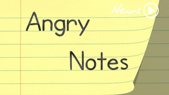 Angry Notes