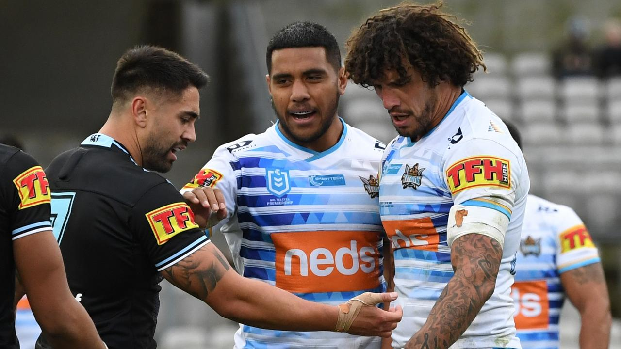 Kevin Proctor and Shaun Johnson face fines for breaking judiciary rules.