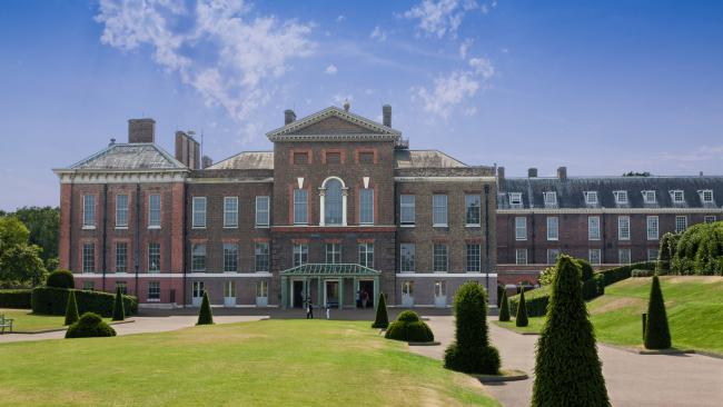 Kensington Palace - London, UK This London palace is over 300 years old and was the childhood home of Queen Victoria.