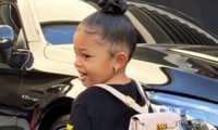 Kylie Jenner buys Stormi a $12000 backpack