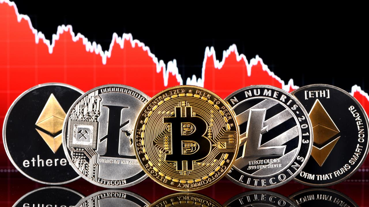 Crypto owners need to keep accurate records of their gains and losses. Picture: The Daily Telegraph