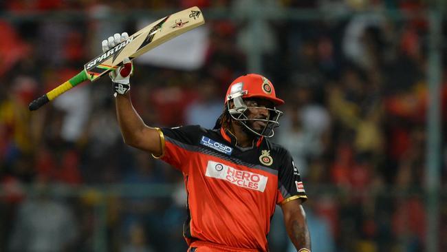 Royal Challengers Bangalore batsman Chris Gayle.