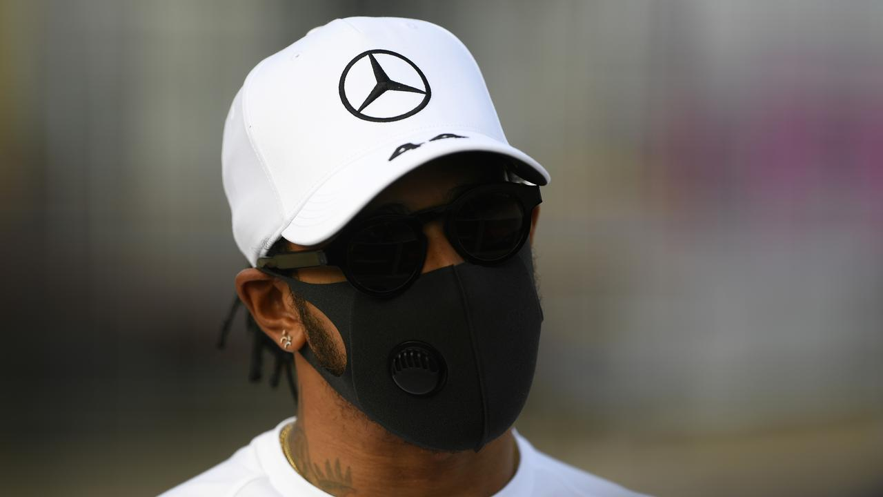 Lewis Hamilton could be set for a pay-cut following the economic downturn caused by the coronavirus pandemic.