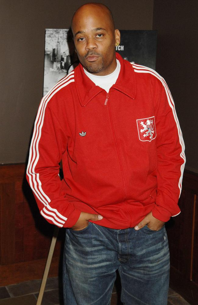 Damon Dash was dating Aaliyah at the time of her death. Picture: AP Photo