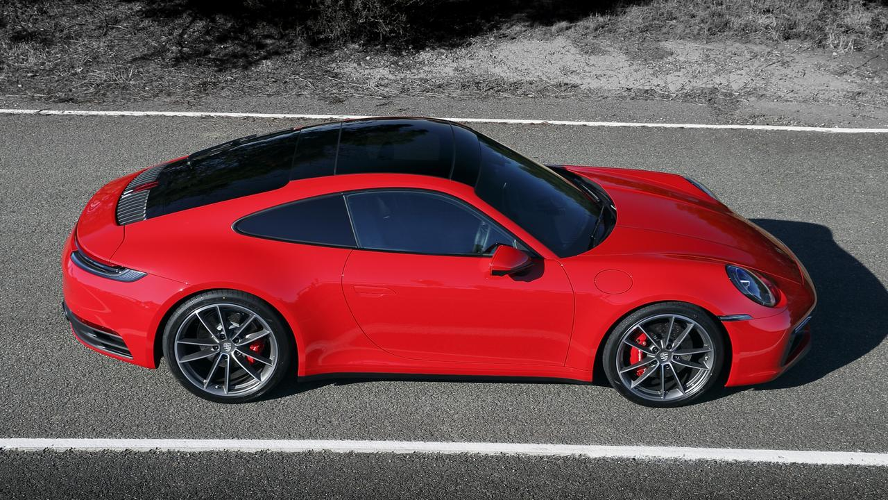 The 911 is the world's benchmark sports car.
