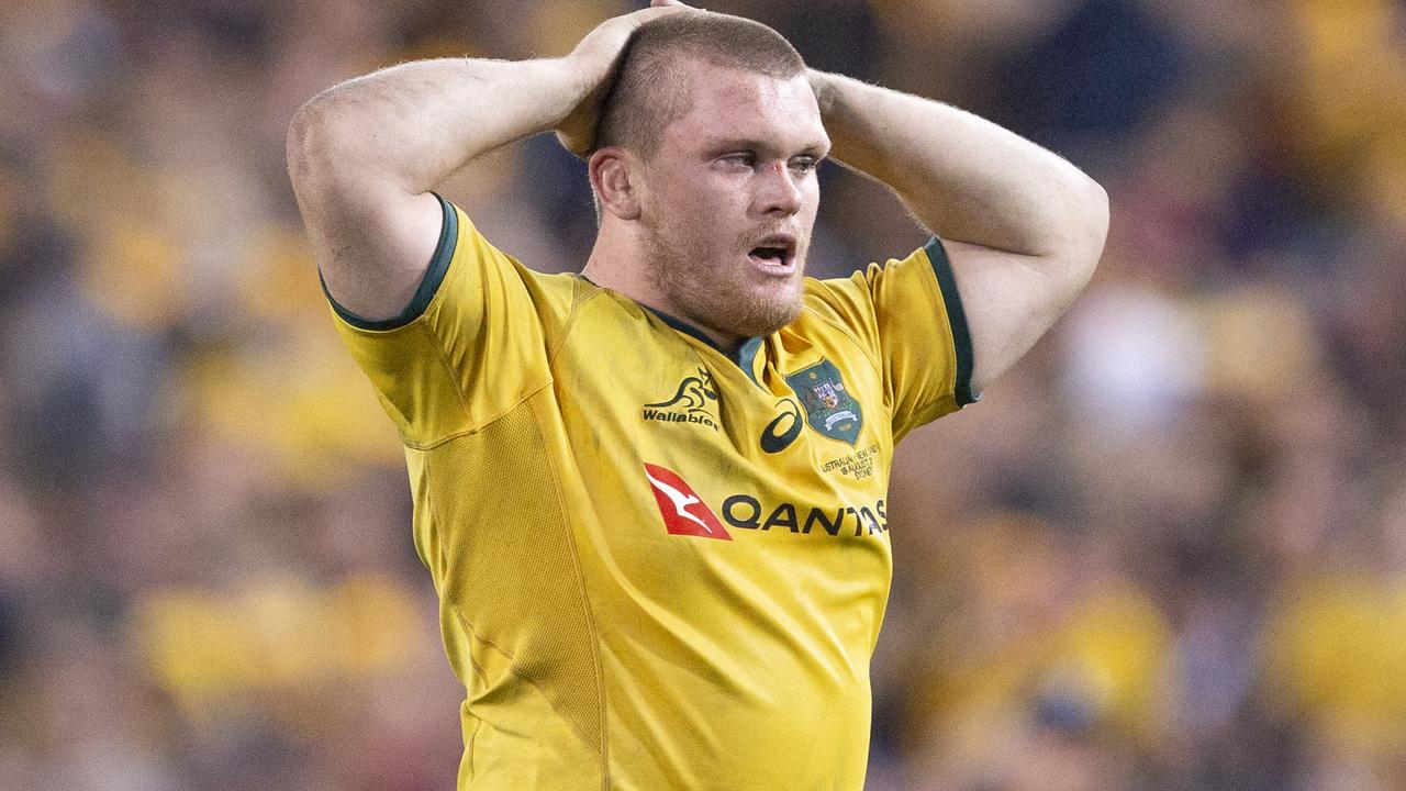 Tom Robertson will be hoping to make an impact from the bench. Picture: AAP.
