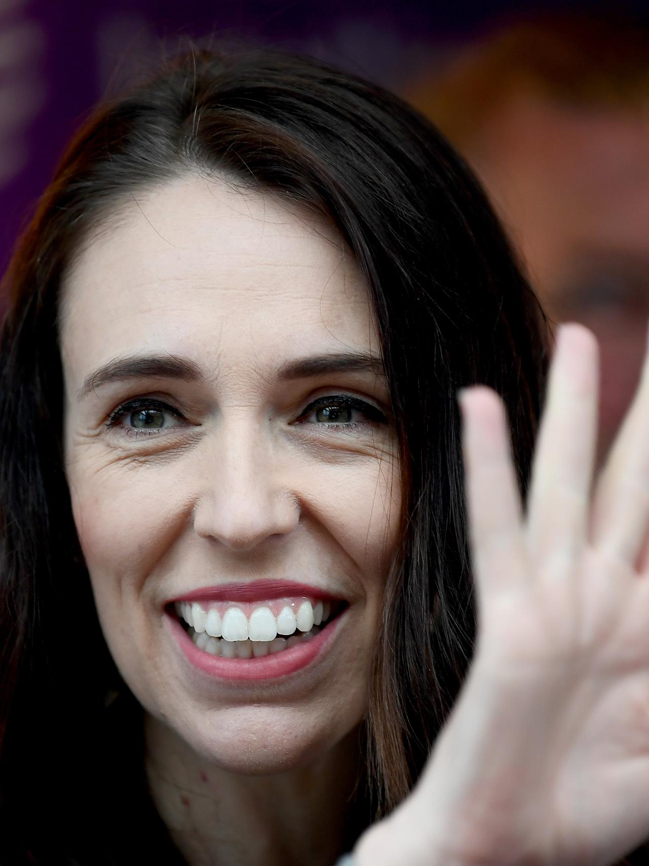 Prime Minister Jacinda Ardern And Labour Party Announcement on Plastics