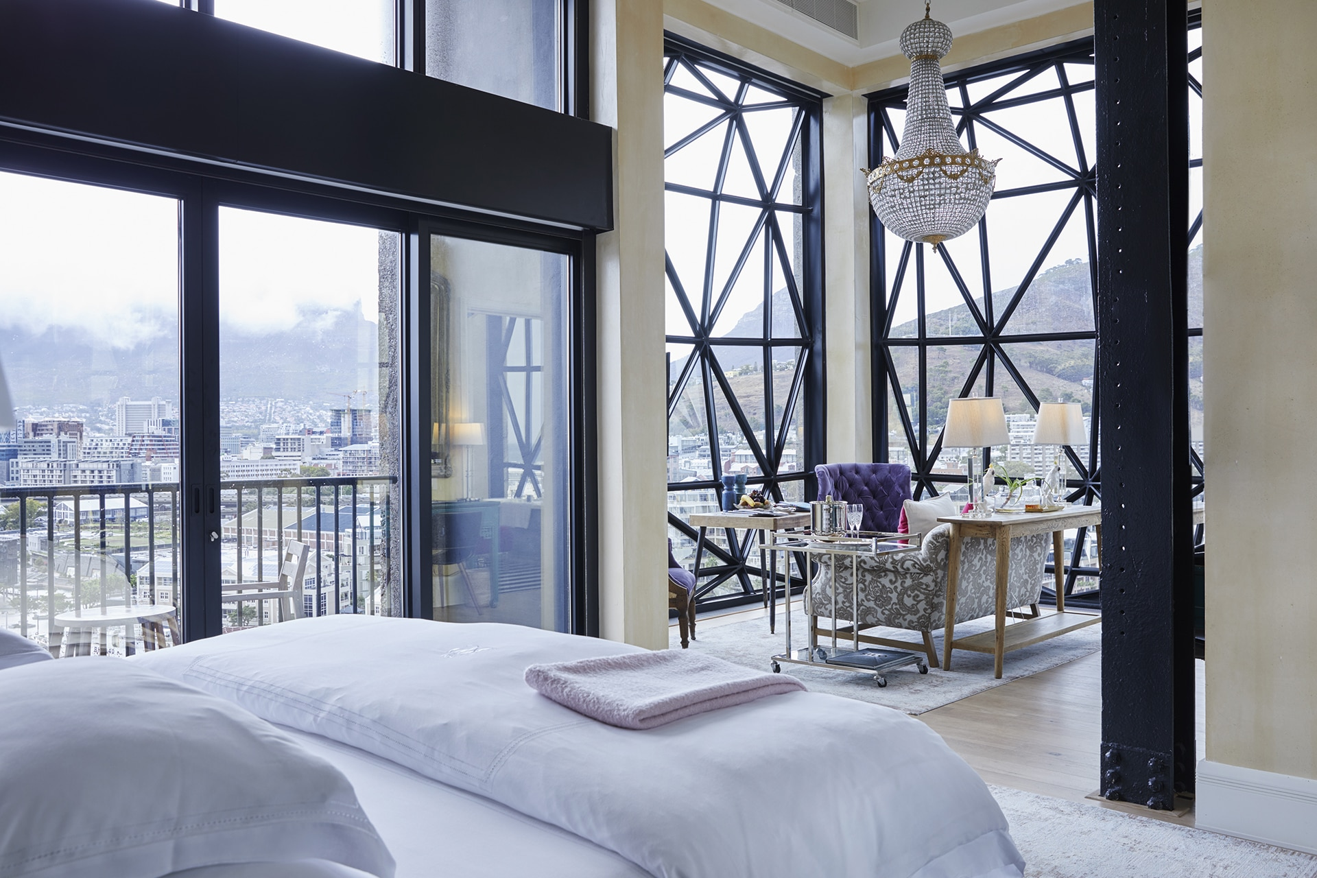 Inside Cape Town's most luxurious hotel