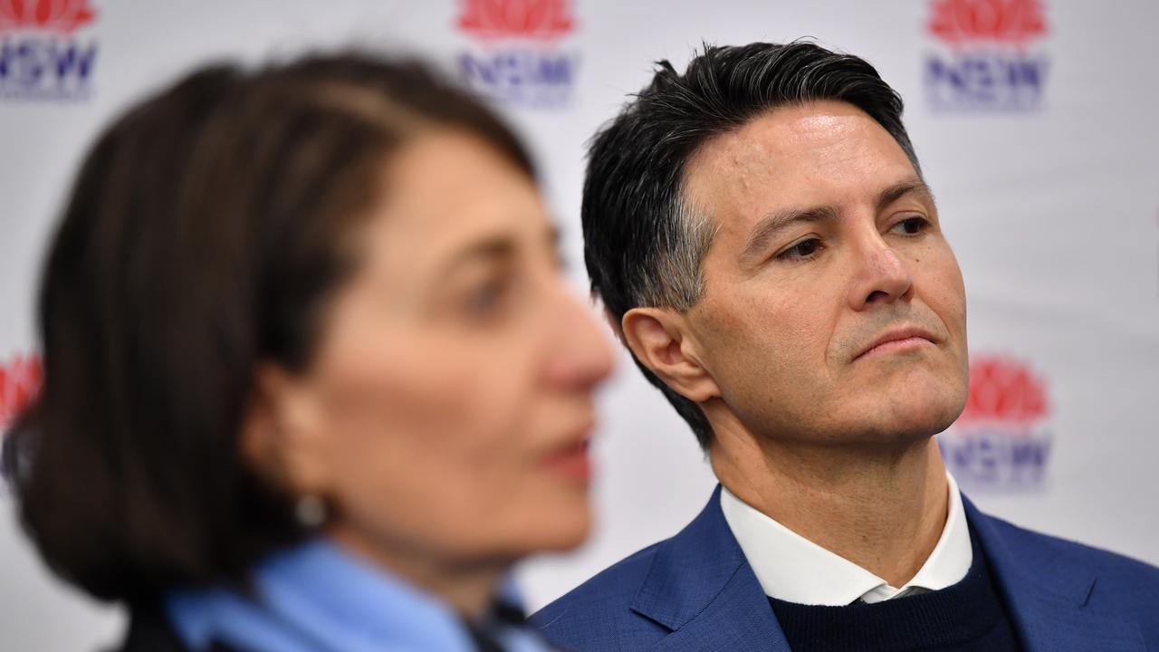 NSW Customer Service Minister Victor Dominello. Picture: NCA NewsWire/Joel Carrett