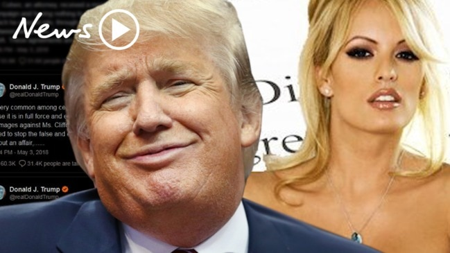 Trump vs Stormy - Inside the Scandal
