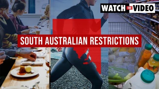 South Australia locked down