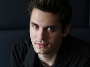 John Mayer has mouthed off about his ex Jessica Simpson. Picture: Ella Pellegrini