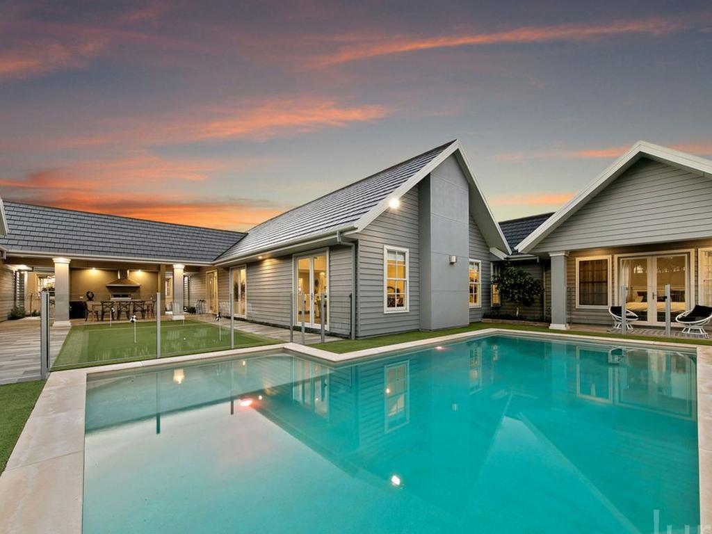 Buyers from Newcastle and Sydney have shown good interest in the property.