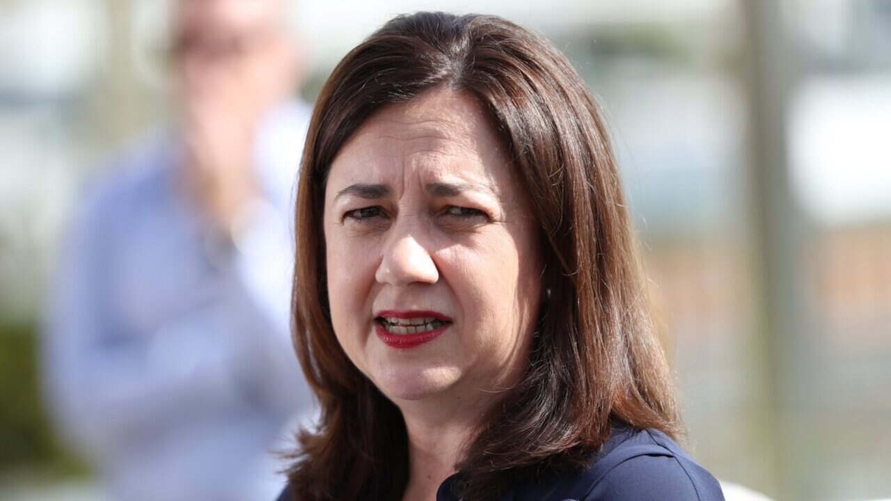 Qld Premier's office reveals ASIO name