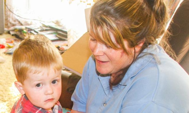 Michelle was no stranger to life on the farm. Image: How I Survived
