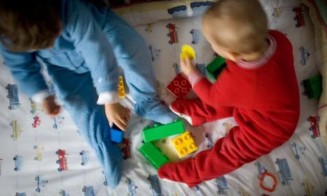 Cognitive development in babies and children