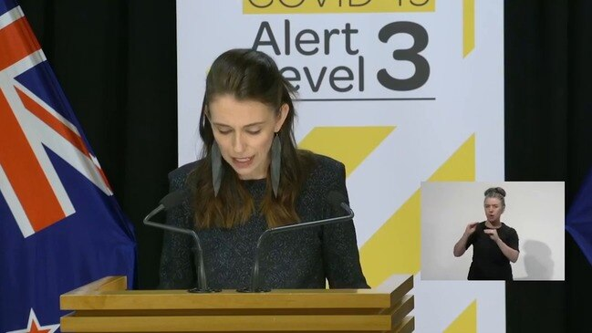 Ardern warns Kiwis of hard economic winter