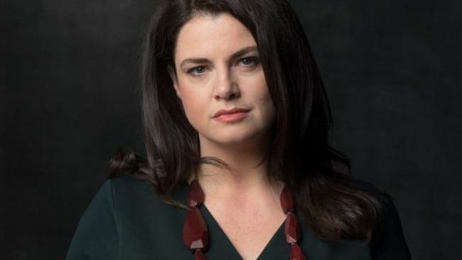 ABC journalist Louise Milligan.