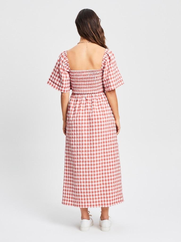 The Fated Percy Midi Dress