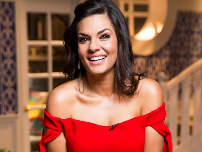 The Real Housewives of Sydney star Nicole Gazal O'Neill Picture: Supplied/Foxtel
