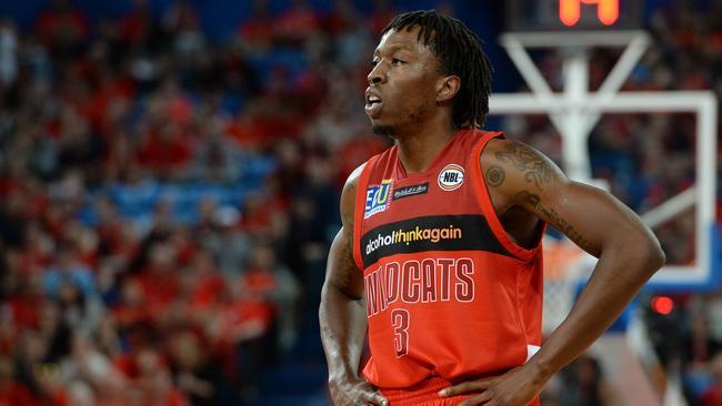 The Wildcats released Jaron Johnson.