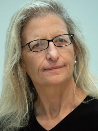 US photographer Annie Leibovitz.  Picture:  Supplied