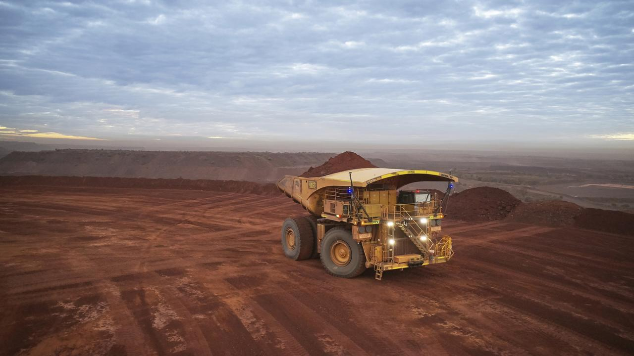 Fortescue was a major drag on the market, but had a good month overall, with its share price hitting record highs along with BHP and Rio Tinto.
