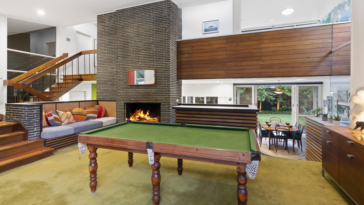 The property at 56 Cloris Ave has been turning heads with its 1960s style.