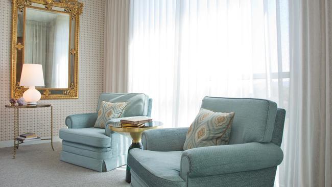 Newstead Interiors' Tennyson apartment project.