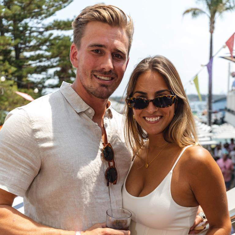 Viewers lost it over Lachie Brycki's concern for Jadé Tuncdoruk.