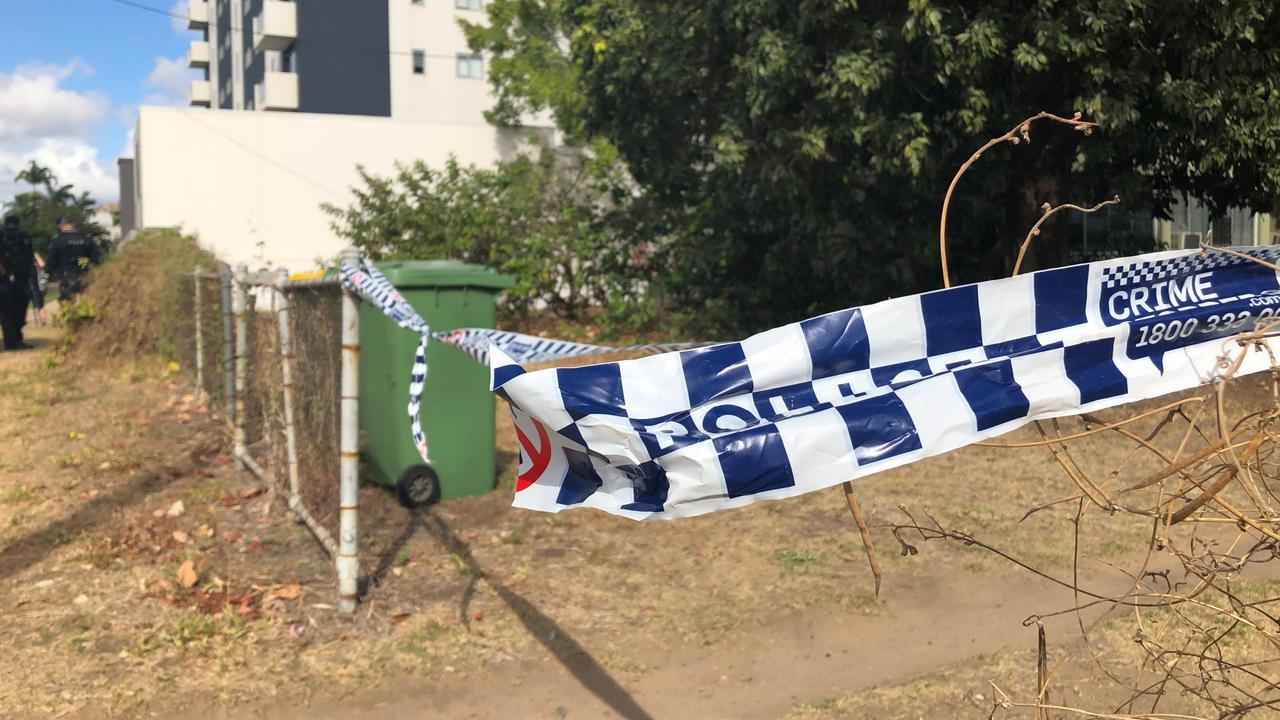 Police continue to investigate the death of a woman in South Townsville.