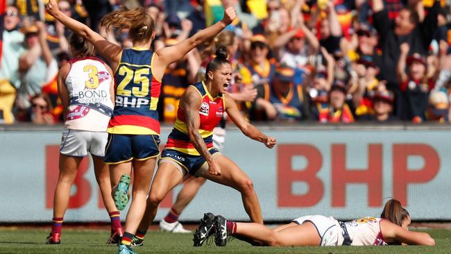 2021 AFLW Grand Final - Adelaide v Brisbane