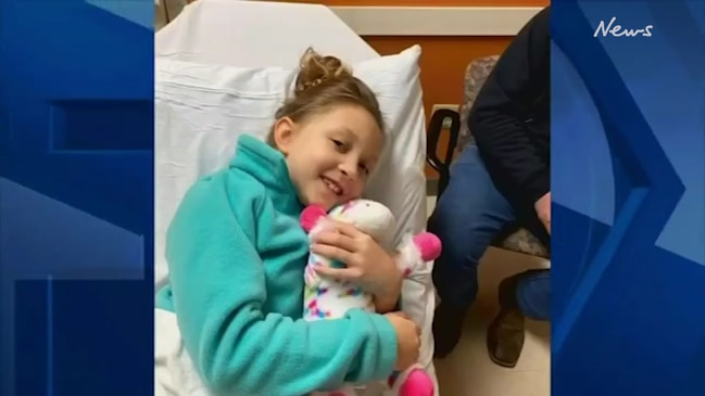 7-year-old girl dies one minute into operation