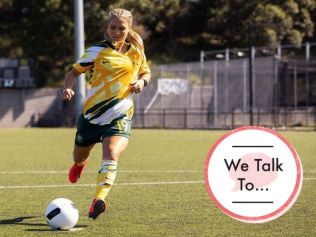 Katrina Gorry wants more women to pursue a career in sport. Image:  Supplied.