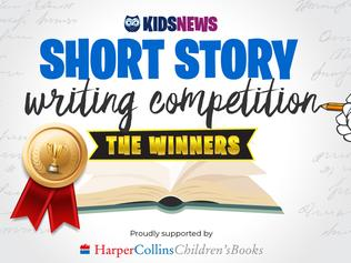 Short Story Competition THE WINNERS artwork