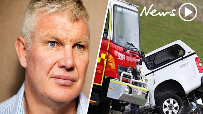 Danny Frawley dies in tragic car accident