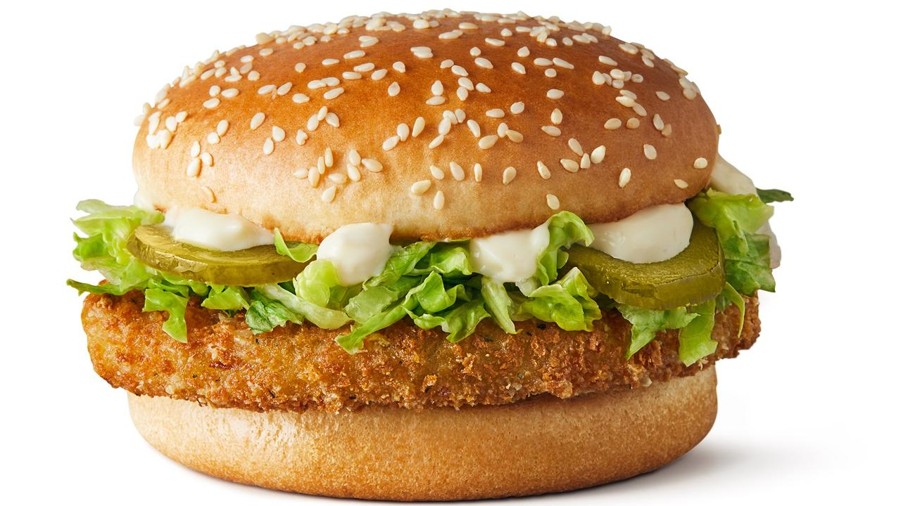 Macca's is trialling an all-new burger.