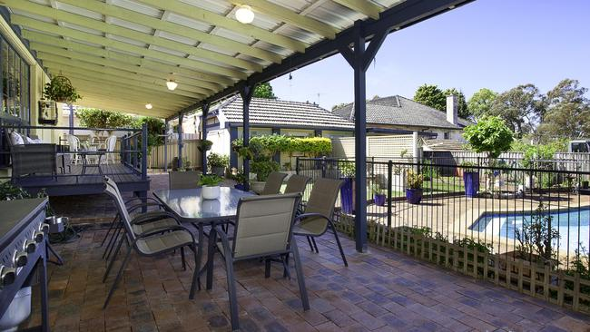 6 Kelso St in Burwood Heights goes to auction on December 2.