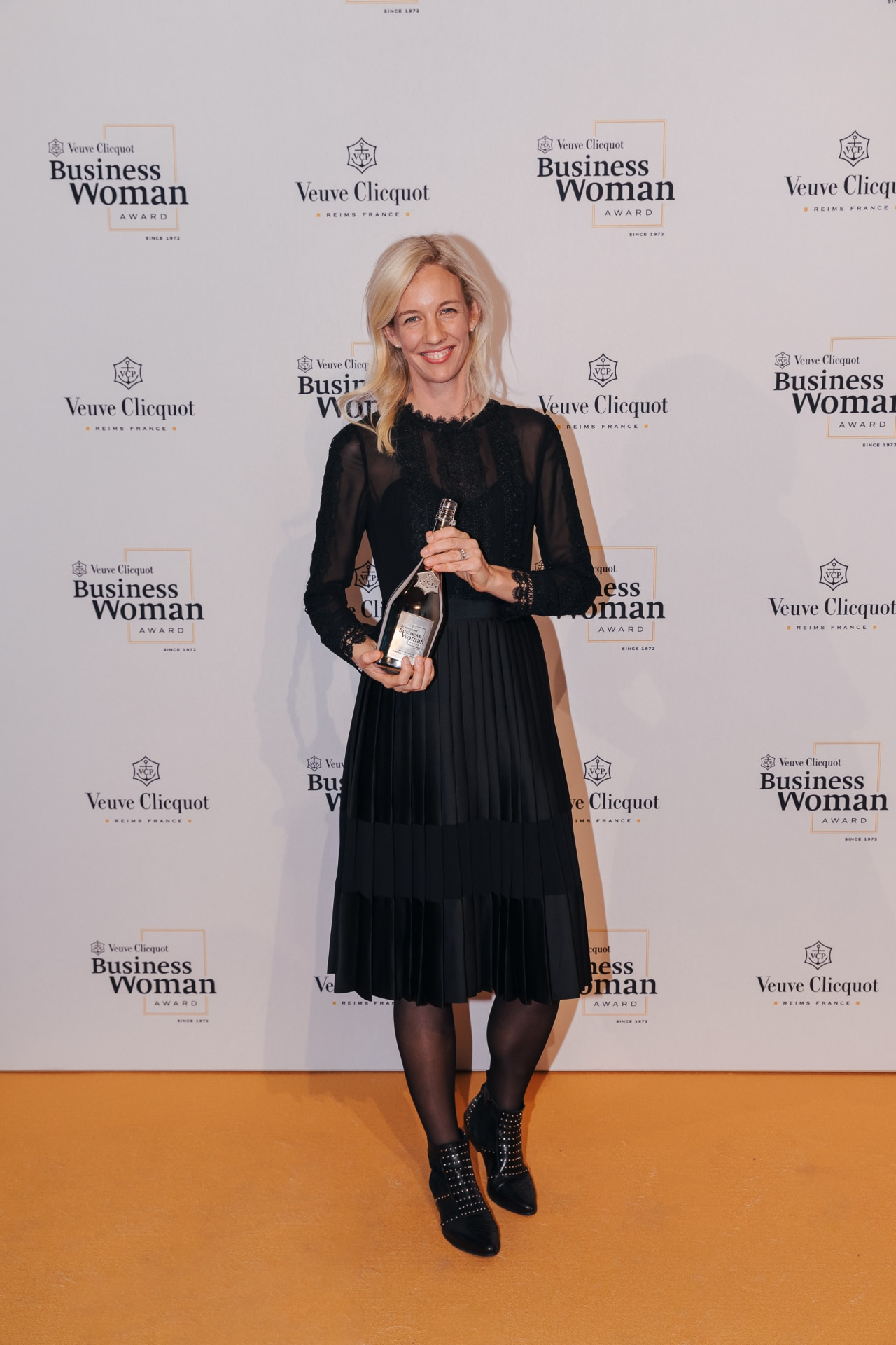 Inside the Veuve Clicquot Business Woman Awards 2019