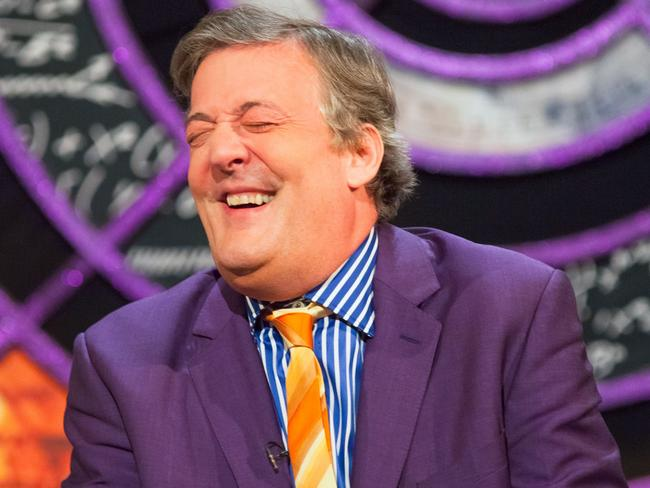 The long time host of the popular game show Qi has been very public about his battles with depression.