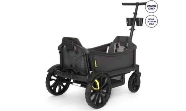 Big W shoppers outraged over $1000 beach wagon