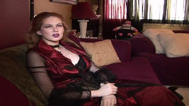 The secret life of a vampire