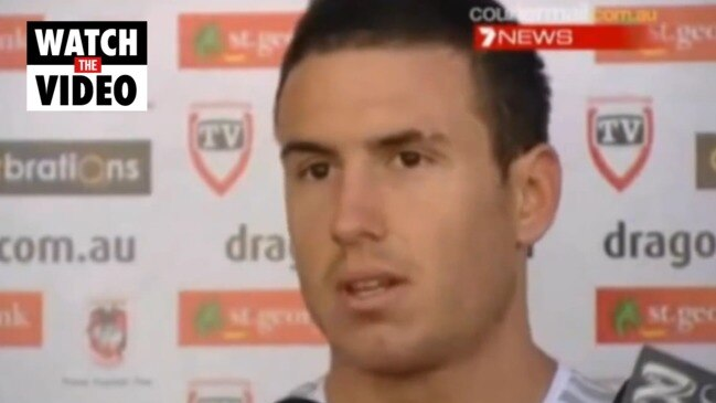 Darius Boyd's iconic press conference